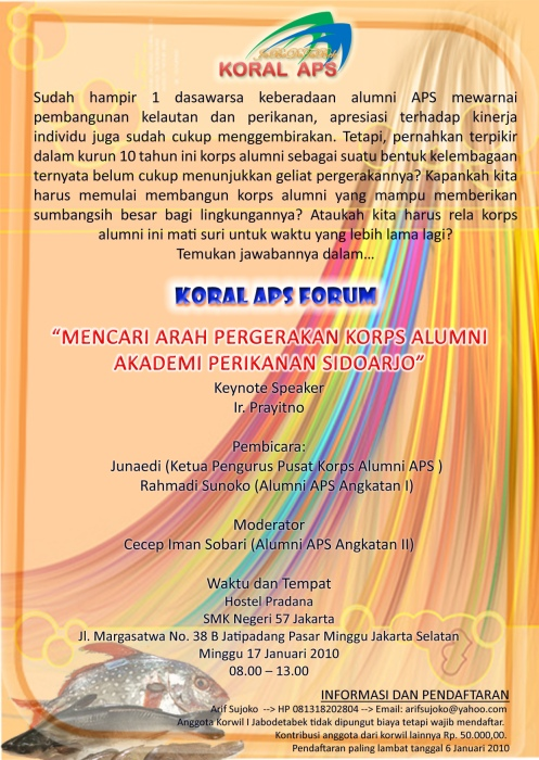 KORAL APS FORUM